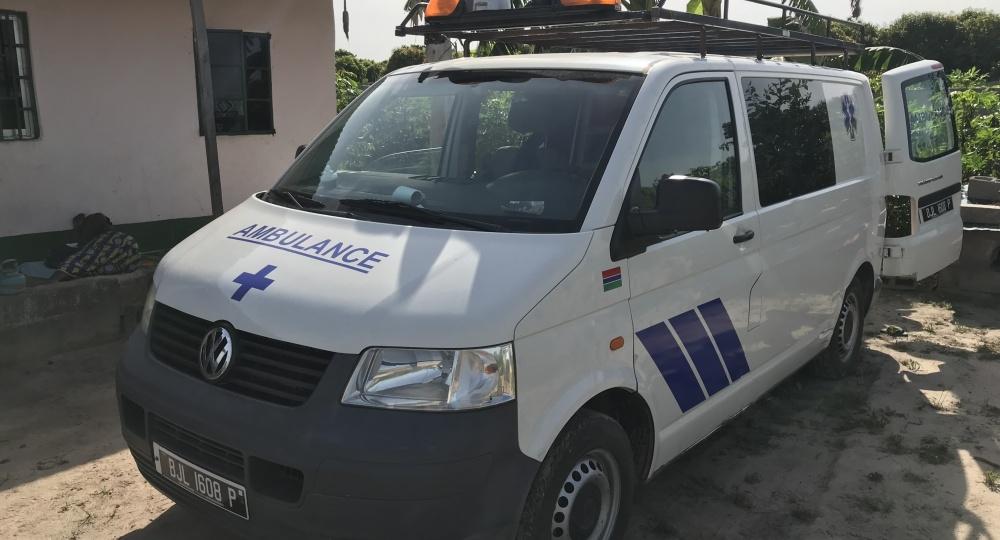 Ambulance - Pinai